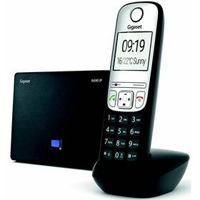 Gigaset A690 IP (S30852-H2811-R601) čierny