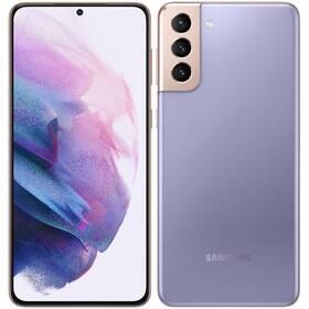 Samsung Galaxy S21+ 5G 256 GB (SM-G996BZVGEUE) fialový