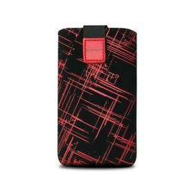 RedPoint Velvet Red Stripes, 4XL (RPVEL-046-4XL) červené
