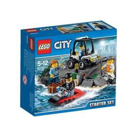 Lego® City Police 60127 Vězení na ostrově - Startovací sada