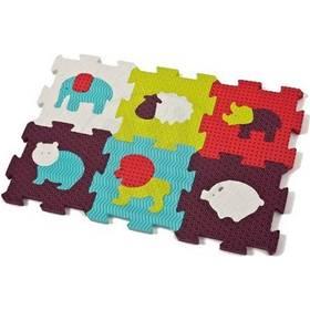 Penové puzzle Ludi zvířátka