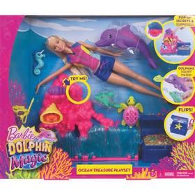 Mattel magický delfín hrací set + Doprava zdarma