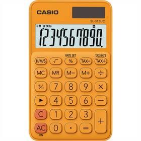 Casio SL 310 UC RG oranžová