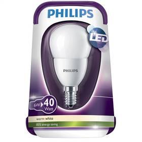 Philips 6W E14 WW 230V P48 FR ND /4
