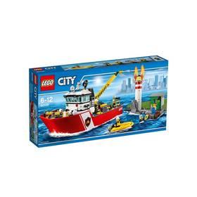 Stavebnica Lego® City Fire 60109 Hasičský člun