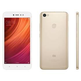 Xiaomi Redmi Note 5A Prime CZ LTE Dual SIM 32 GB (PH3623) zlatý + Doprava zdarma