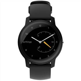 Fotografie Chytré hodinky Withings Move Black/Yellow Withings