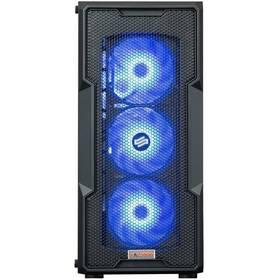 HAL3000 Alfa Gamer Elite 6600 XT (PCHS2475) čierny