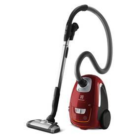 Electrolux Ultra Silencer ZUSORIGWR+ červený + Vysavač Electrolux ZB5104WDB Aku Rapido v hodnotě 1 199 Kč + Doprava zdarma