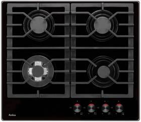 Plynová varná platňa Amica PHCZ 6511 čierna