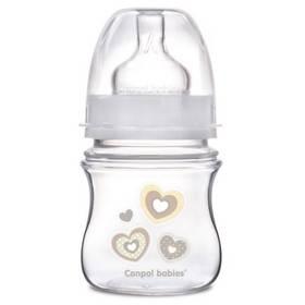 Canpol babies EasyStart Newborn baby 120ml béžová