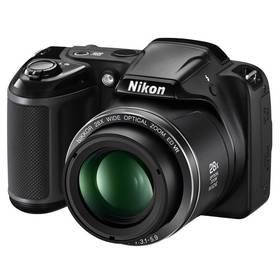 Nikon Coolpix L340 černý + Doprava zdarma