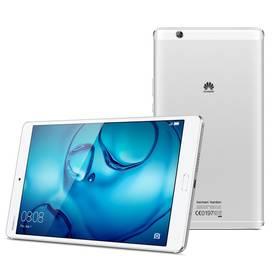 Huawei MediaPad M3 8.4 32GB Wi-Fi (TA-M384W32SOM) stříbrný Paměťová karta Kingston MicroSDXC 64GB UHS-I U1 (45R/10W) + adapter (zdarma)Software F-Secure SAFE 6 měsíců pro 3 zařízení (zdarma)Power Bank Aligator PB150 se svítilnou 15600mAh - bílá (zdarma) +