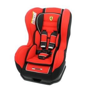 Nania Cosmo SP Luxe Ferrari CORSA 2017, 0-18 kg červená