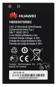 Huawei pro Huawei Ascend G700, Li-Pol 2150mAh - bulk (8592118806152) černá