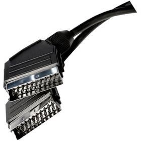 EMOS SCART, 3m (SB2003) černý