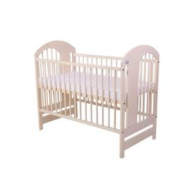 For Baby Vojta pevné boky bílá transparentní Matrace do postýlky For Baby 120x60 cm - bílá (zdarma)