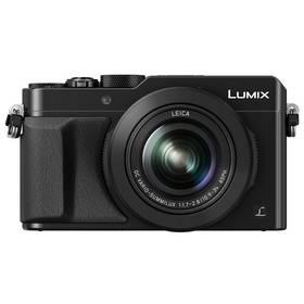 Panasonic Lumix DMC-LX100EPK černý + Doprava zdarma