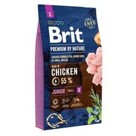 Brit Premium Dog by Nature Junior S 8 kg