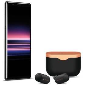Sony Xperia 5 + sluchátka Sony WF-1000XM3 (1320-4789) čierny