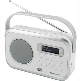 Soundmaster DAB270WE bílý (vrácené zboží 8800966104)