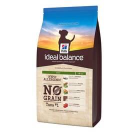 Hill's Ideal Balance Canine Adult NoGrain Tuna&Potato 12kg + Antiparazitní obojek za zvýhodněnou cenu + Doprava zdarma