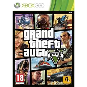 RockStar Xbox 360 Grand Theft Auto V (5026555258050)
