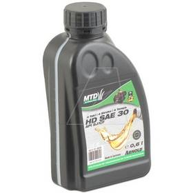 Olej motorový MTD SAE30HD 0,6 l