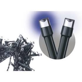 EMOS 120 LED řetěz pulzující, 12m, IP44, stud./teplá b., časovač (1534190900)