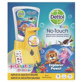 Dettol Kids LE ZOO