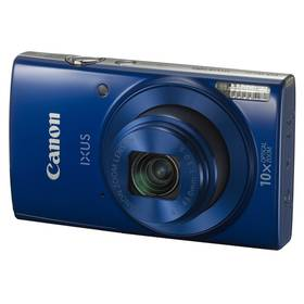 Canon IXUS 180 modrý + Doprava zdarma