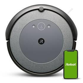 iRobot Roomba i3 Neutral šedý (vrácené zboží 8800975572)