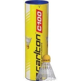 Badmintonové košíčky Carlton C100 - White (střední) modré