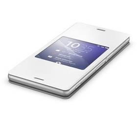 Sony SCR24 pro Xperia Z3 (1287-5640) bílé + Doprava zdarma