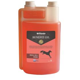 FITMIN Horse BENEFIT Oil 1 L