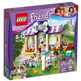 LEGO® FRIENDS 41124 Péče o štěňátka v Heartlake