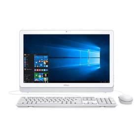 Dell Inspiron One 22 3000 (3263) (A-3263-N2-311W) bílý + Doprava zdarma