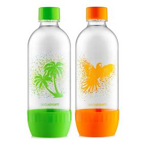 SodaStream JET Tropical Duo Pack, ostrov