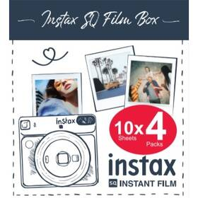 Fujifilm Instax Square film 4 pack (70100149252)