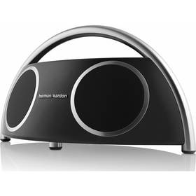 Harman Kardon Go+Play™ Wireless černé