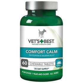 Vet´s Best Žvýkací tablety uklidňující pro psy 60 tab.