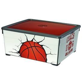 Box úložný Curver Basket 18,5 l