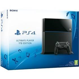 Herná konzola Sony PlayStation 4 1TB (PS719862536) čierna