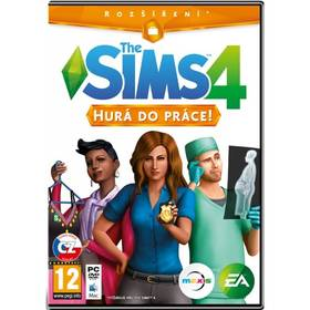 EA PC THE SIMS 4: Hurá do práce! (EAPC051410)