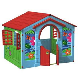 Marian Plast - HAPPY House farmářský zelený + Doprava zdarma
