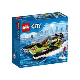 Lego® City Great Vehicles 60114 Závodní člun