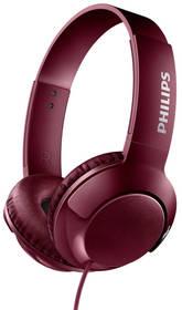 Philips SHL3070RD (SHL3070RD/00) červená + Doprava zdarma