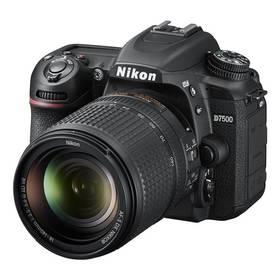 Nikon D7500 + 18-140 AF-S VR čierny