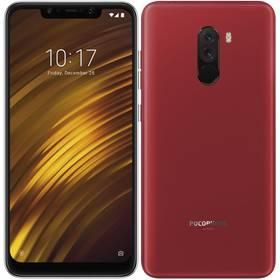 Xiaomi Pocophone F1 128 GB (19994) červený
