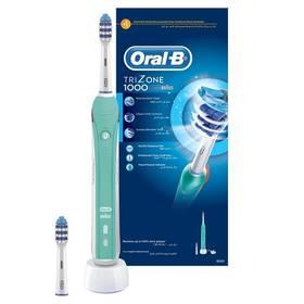 Oral-B TriZone D20.523 bílý/zelený + Doprava zdarma